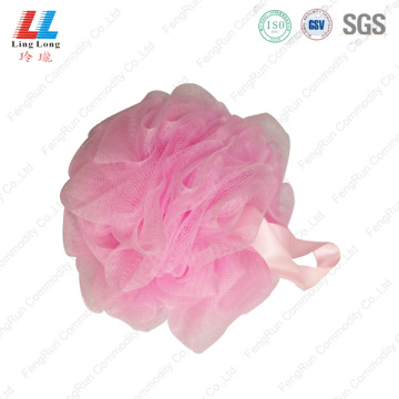 soft shower scrubber cleaner loofah puff bath sponge