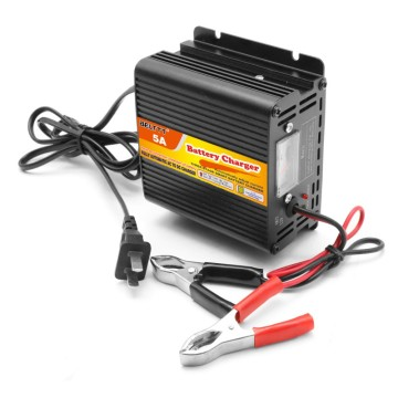 5A Lead Acid Battery Smart Charger