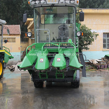 new self propelled corn harvester machine