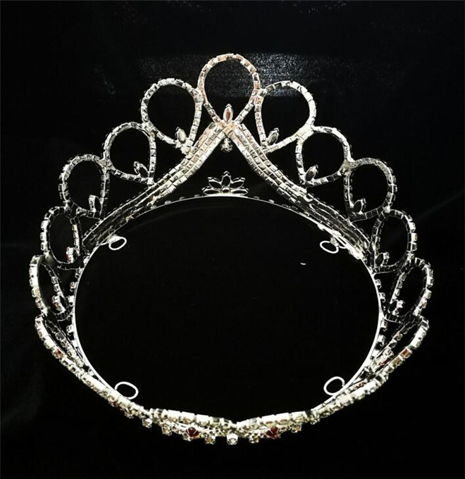 Pageant Bridal Beauty Hair Tiara Crown For Girl