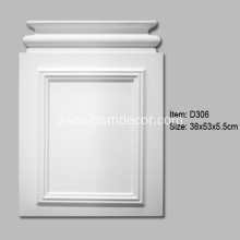 Door Frame and Panel
