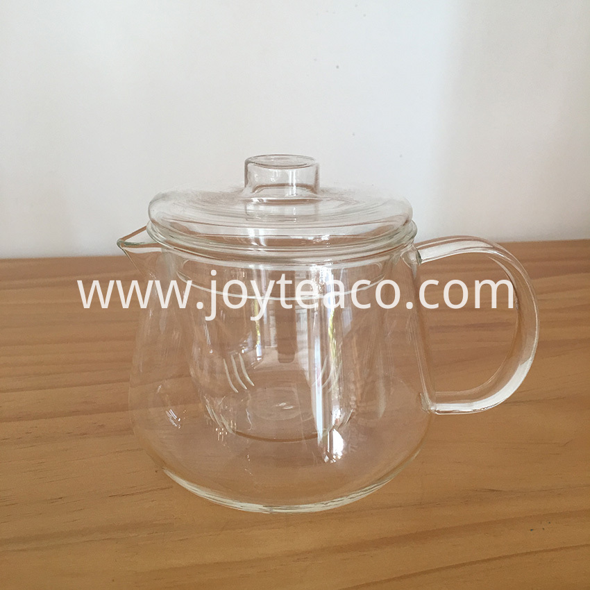 Glass Teapot Cup