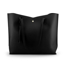 Fashion Leather Ladies Shoulder Tote Handbags