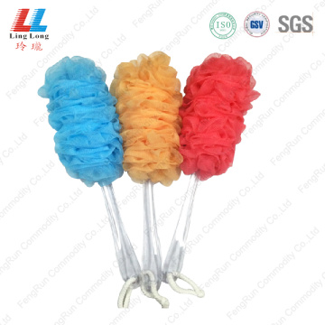 long handle body shower bath brush set