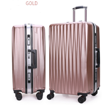 20inch trolley aluminum alloy boarding luggage