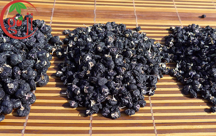High Quality Black Goji Berry Fruit