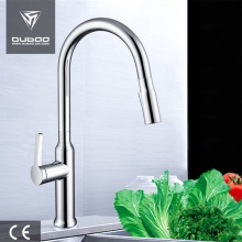 Top for Chrome Finished Kitchen Faucet Zinc Casting Faucet Kitchen Pull out Taps export to Armenia Manufacturer