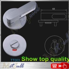 Stainless Steel Lavatory Thumb Turn Indicator