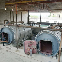 ODM for Automatic Waste Tyre Pyrolysis Machine Automatic Waste to Energy Equipment export to Egypt Factory