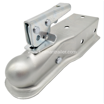 trailer hitch ball coupler