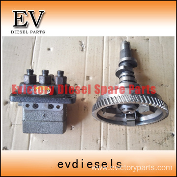 DOOSAN DB58 fuel injection pump injector nozzle