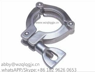 Stainless-Steel-Pipe-Fittings-Sanitary-Pipe-Clamp