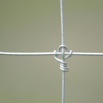 Fixed Knot Woven Wire Deer Fence