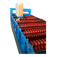 High Definition for Double Layer Metal Roof Forming Machine Steel Sheet Roll Forming Machine export to Spain Exporter