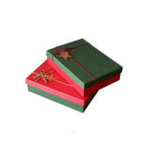 Luxury Custom Colorful Gift Packaging Box