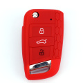 3 Buttons Car Key Cover Fits VW Golf7