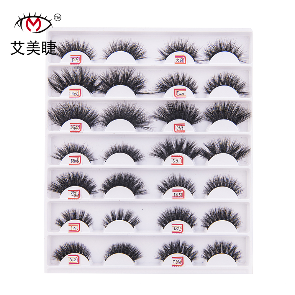 Synthetic Hair False Eyelashes