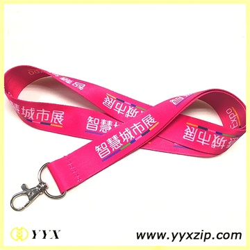 Custom children neck lanyard with cute cartoon logo