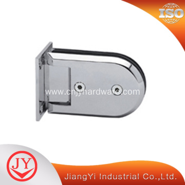 Long Shower Screen Hinge Glass to Wall