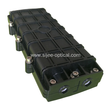 Horizontal Compact  Fiber Optical Splice Closure box