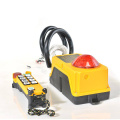 Remote control wired wireless for hoist crane