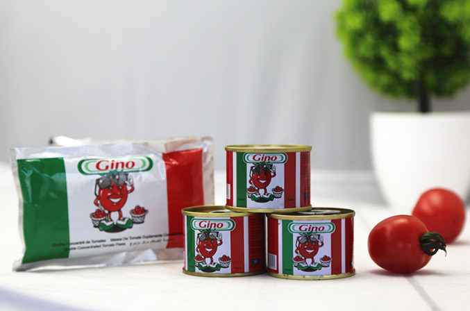 gino tomato paste from tomato paste machine