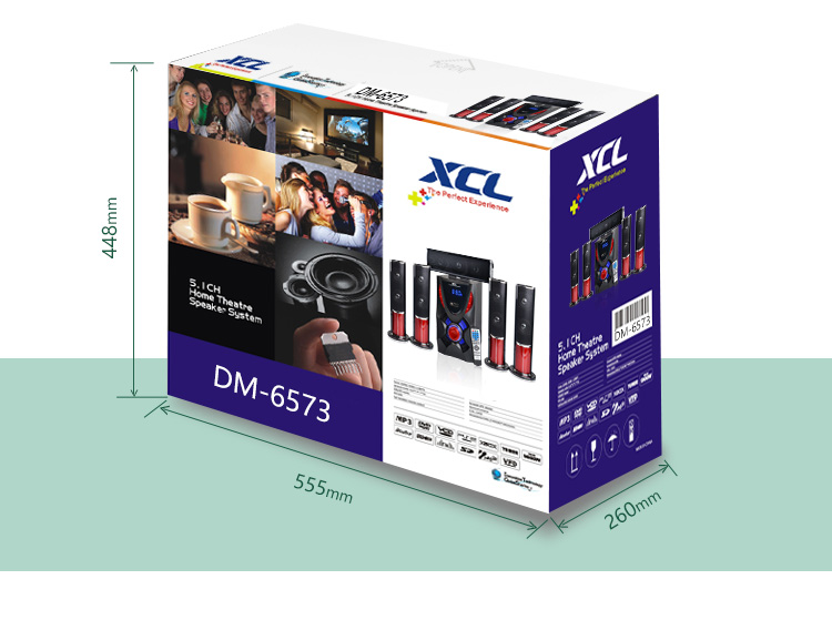 Home Theater Sound System Package
