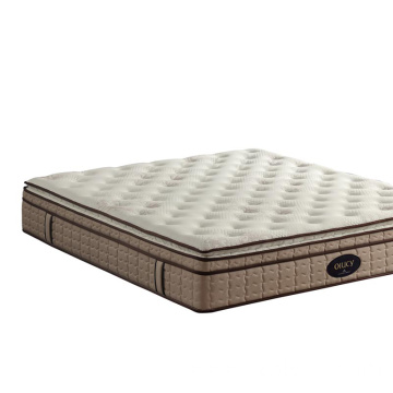 Factory directly for King Size Spring Mattress POCKET SPRING Plus Latex Mattress supply to South Korea Exporter