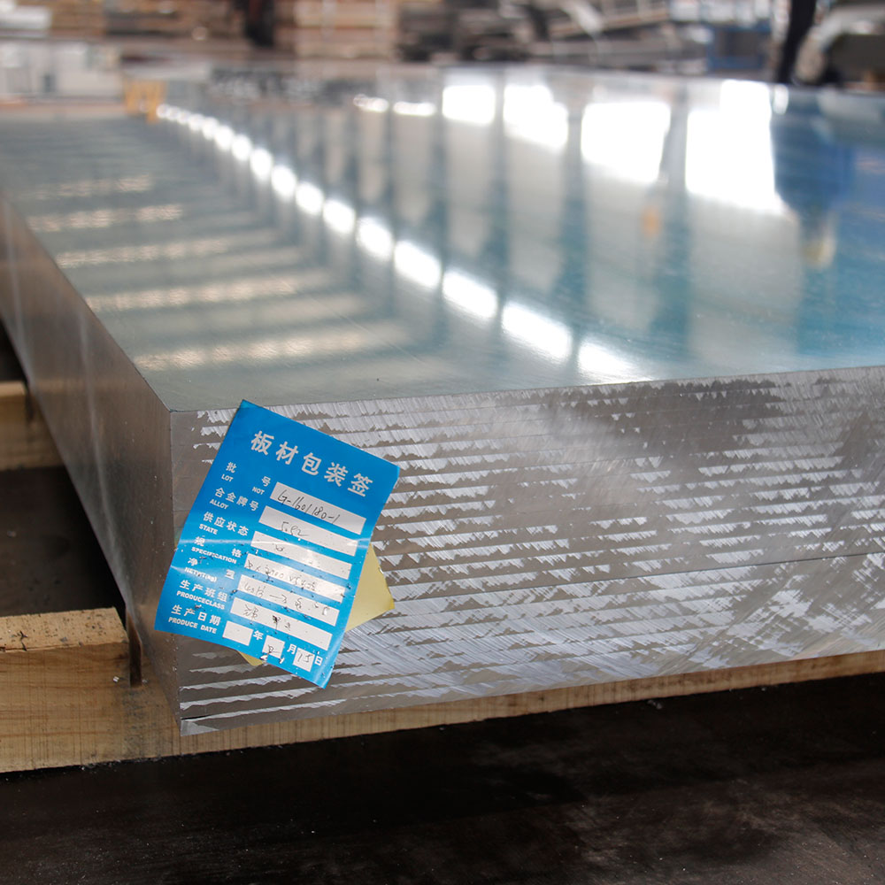 Mingtai High Quality 3104 Aluminum Sheet