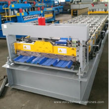 Best Price on for Sandwich Panel 840 Roof tile machine Sheet steel roof machine Cut system roof tile machine supply to Greenland Manufacturers