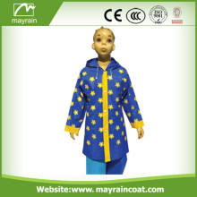 All - Over Printing Raincoat for Kids