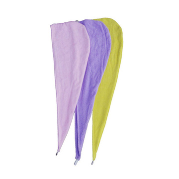 Custom Microfiber Turban Ultrafine Micro Fiber Towel Hair