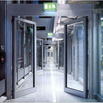 Advantage prices aluminum double swing door