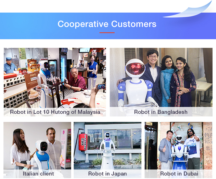 Cooperative Customers