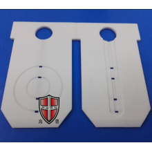 factory customized for Machinable Ceramic Tube industry machinable ceramic substrate sheet block rod export to Italy Exporter