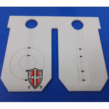 China Factories for Machinable Glass Ceramic Plate industry machinable ceramic substrate sheet block rod supply to France Manufacturer