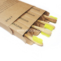 Bamboo Bristles Eco Friendly BPA Free Bamboo Toothbrush