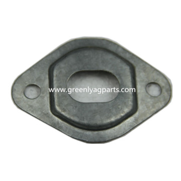 High Performance for John Deere Combine spare Parts, John Deere Cornhead Parts From China Manufacturer H87192 John Deere Steel Finger Holder Plate Guide supply to Christmas Island Manufacturers