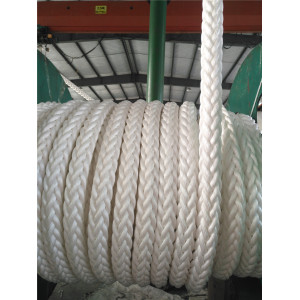 China Factories for Polypropylene Rope 12-Strand Polypropylene Filament Rope supply to Micronesia Importers