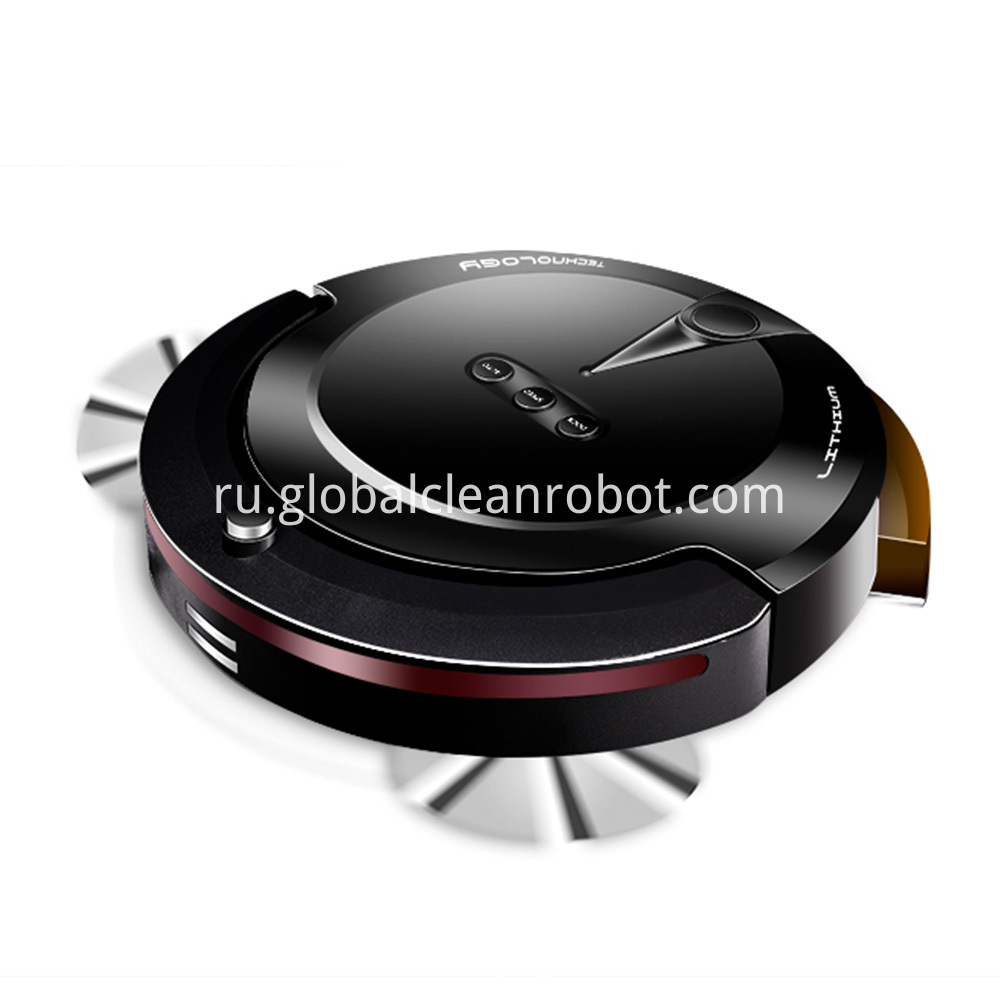 Technology Mopping Vacuum Robot (2)
