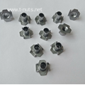 Carbon Steel Hopper Feed T Nuts