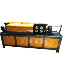 Automatic Steel Bar Straightening Machine