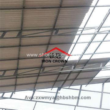 Environmental-friendly Cheap MgO Glazed Roof Sheets