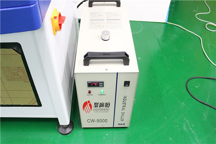 Uv Laser Marking Machine For High Presicion Products