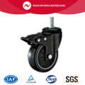 PU Thread Stem Swivel Industrial Caster