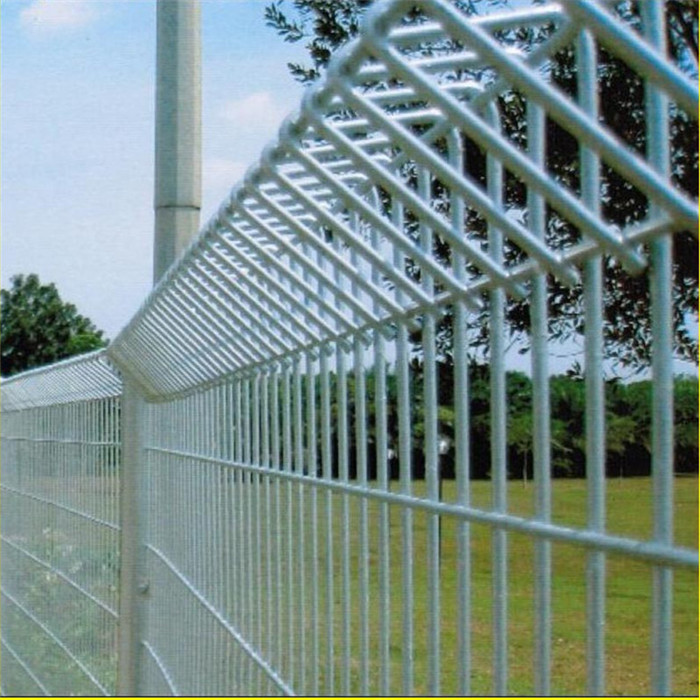 Anti Climb Roll Top Fence