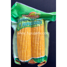 Fresh sweet fruit corn