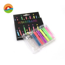 Color Flame Birthday Party Candles