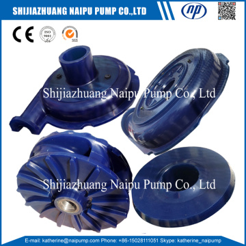 Wholesale Price for Slurry Pump Parts Slurry Pump Spares Polyurethane Liner export to Indonesia Importers