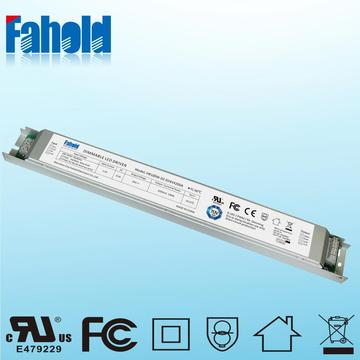 Factory source for Utra Slim Driver 24V 100W Constant voltage Linear LED Driver supply to United States Manufacturer